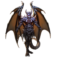 Tiamat, The Dragon by GleamingScythe