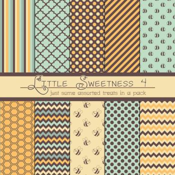 Free Little Sweetness 4 by TeacherYanie