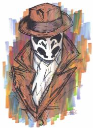 Marker : Rorschach by KidNotorious