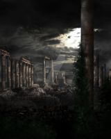 ruins by kovacevic