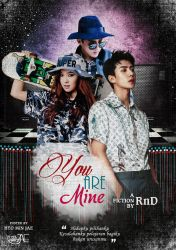 You are Mine (2nd Version) #1 | Fanfiction Poster by heominjae