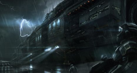 USS Jackson by AdamBurn