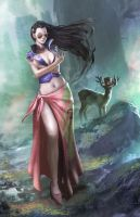 Nico Robin by young-street
