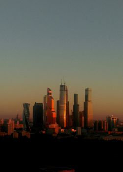my Moscow by TommiRis