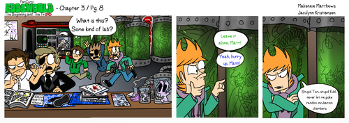 Chapter 3 / Pg. 8 by Eddsworld-tbatf