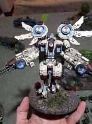 Tau Neon Genesis Riptide Conversion by Stefoserpent