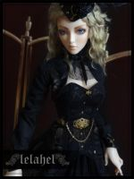 Gahaiah - a lady, also by Lelahel-Clothes