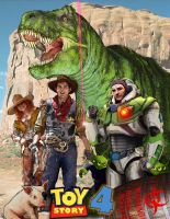 TOY STORY 4 by Katase6626