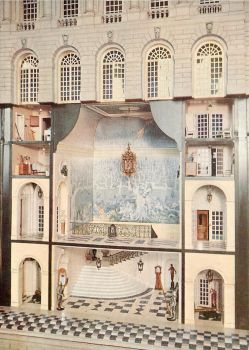 Vintage UK - Queen Mary's Doll House by Yesterdays-Paper