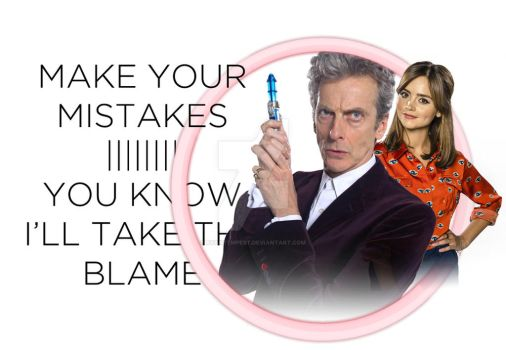 12 And Clara 'Blame' by RyanTempest