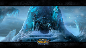 The Frozen Throne - Animated Wallpaper by PaulWhipps
