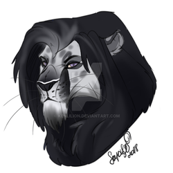 Lion adopt 5 USD OPEN by KenliLion
