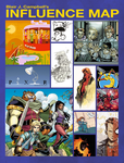 My Influence Map by KahunaBlair