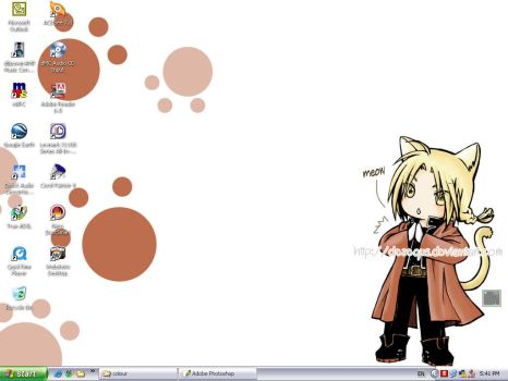 Desktop : FMA by dezequs