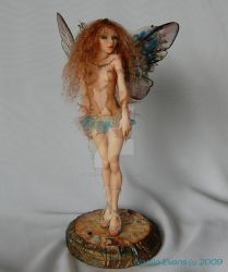 Fairy Solay by polymer-people