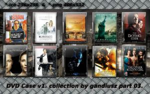 DVD Case v1 collection part 03 by gandiusz