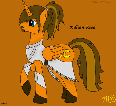 Killian Reed. by EmpatheticMortalAnge