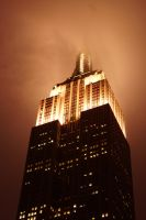 Empire State Building by Meernebel