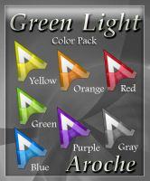 Green Light Color Pack by aroche