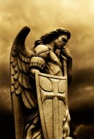 Archangel Michael by Zischke