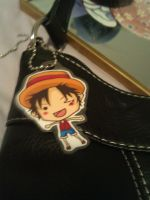 Luffy!!! by Goldfish-24-7