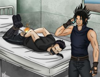 Operation Noctis 13 by Carnath-gid
