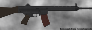 Commonwealth Arsenal - CR 68 by Wolohan2011
