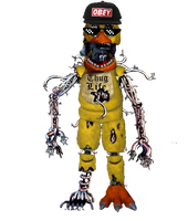 Ennarded Witheredchica125 by sammy2005