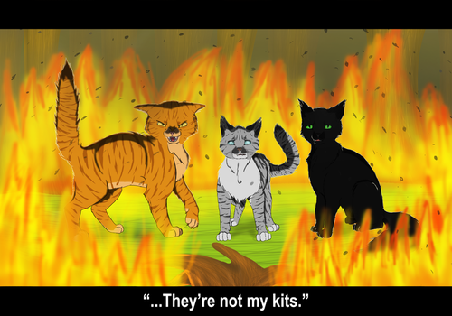 Not My kits... by MrCrowIy