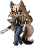 Pixel - Fee [Request] by LicoriceRoll