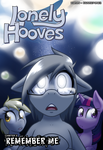 Lonely Hooves Chapter 3 Cover by Zaron