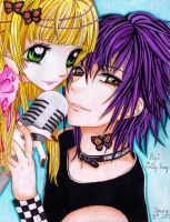 Duet- the two of us by xxRinaStarxx