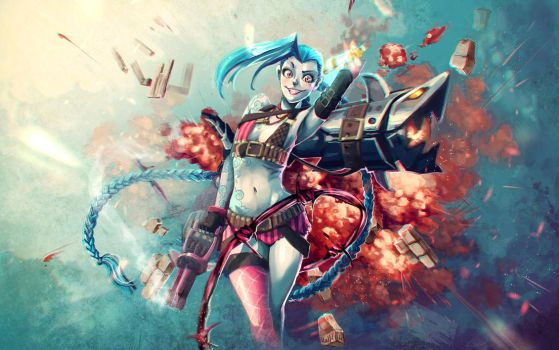 Get Jinxed ! by hadh