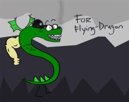 For Flying-Dragon by spanio