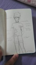 desing 1 (summer boy) by Mikal04-12