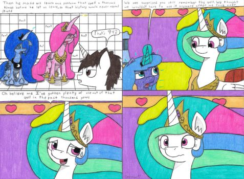 MLP: First Three Back Page 18 by eternalJonathan