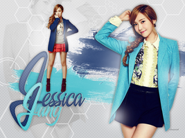 EDITS: Jessica Jung by chazzief
