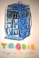 T.A.R.D.I.S. by alazada9855