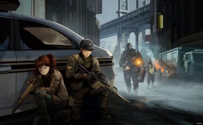 The Division by clayscence
