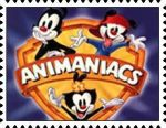 Animaniacs Stamp by katamariluv