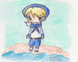 little sealand 8D by tooncellos219