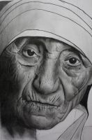 Mother Theresa finished by GalerieDwars