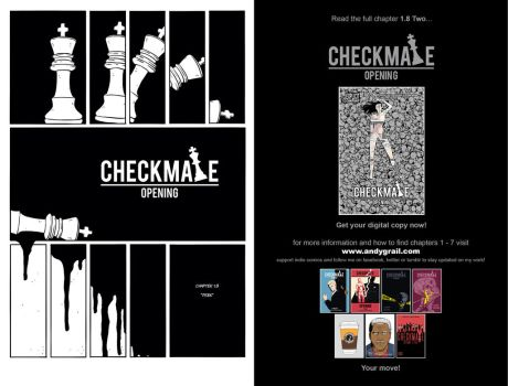 Checkmate Opening 8 pv6 by Andy Grail by abonny