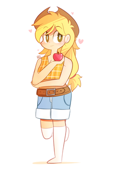 Apple Jack by MACKINN7