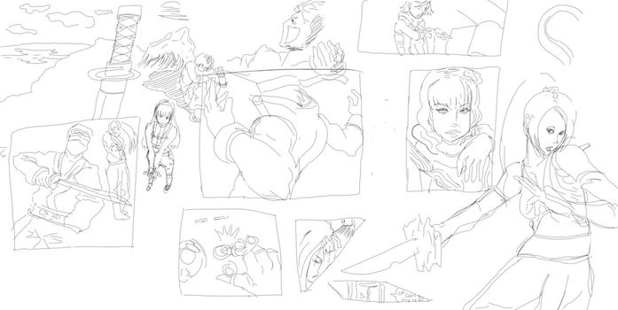 just a collection of thumbnails by G-Tempest