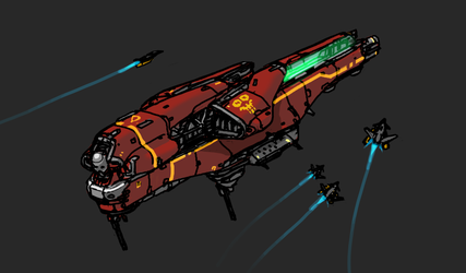 Caravel by Daemoria