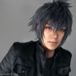 FFXV: Noctis Lucis Caelum by behindinfinity