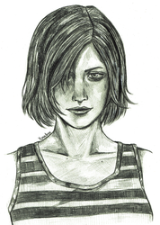 Eileen Galvin | Silent Hill 4: The Room by YunaAnn