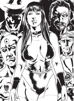 Watchmen by JonnyPhillips