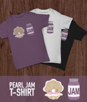 Pearl Jam Shirt Idea - Yes or No? by ShindaTravis